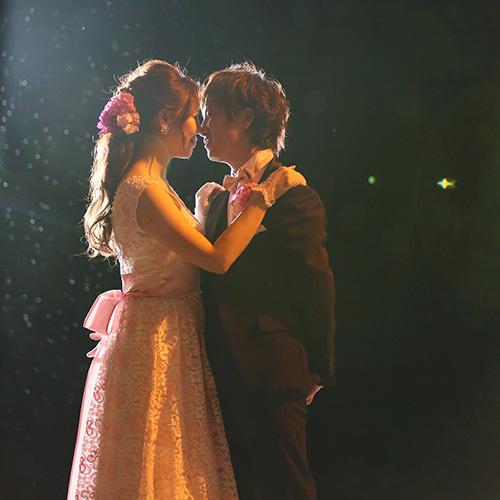 CANDLE NIGHT WEDDING IN SUMMER
