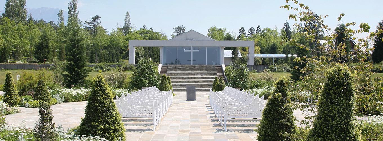 森と水の教会